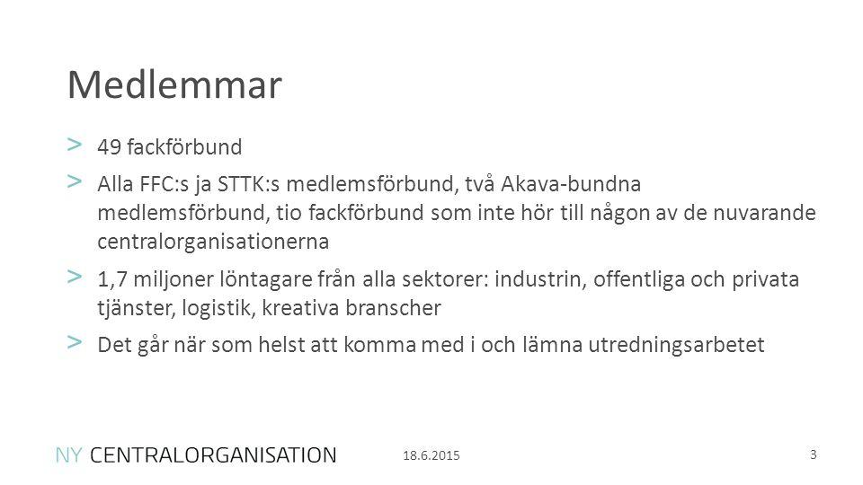 Medlemmar 3 > 49 fackförbund > Alla FFC:s ja STTK:s medlemsförbund, två Akava-bundna medlemsförbund, tio fackförbund som inte hör till någon av de nuv