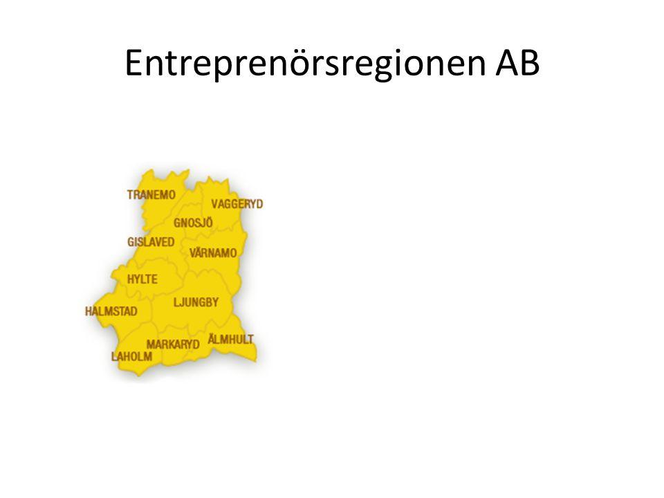 Entreprenörsregionen AB