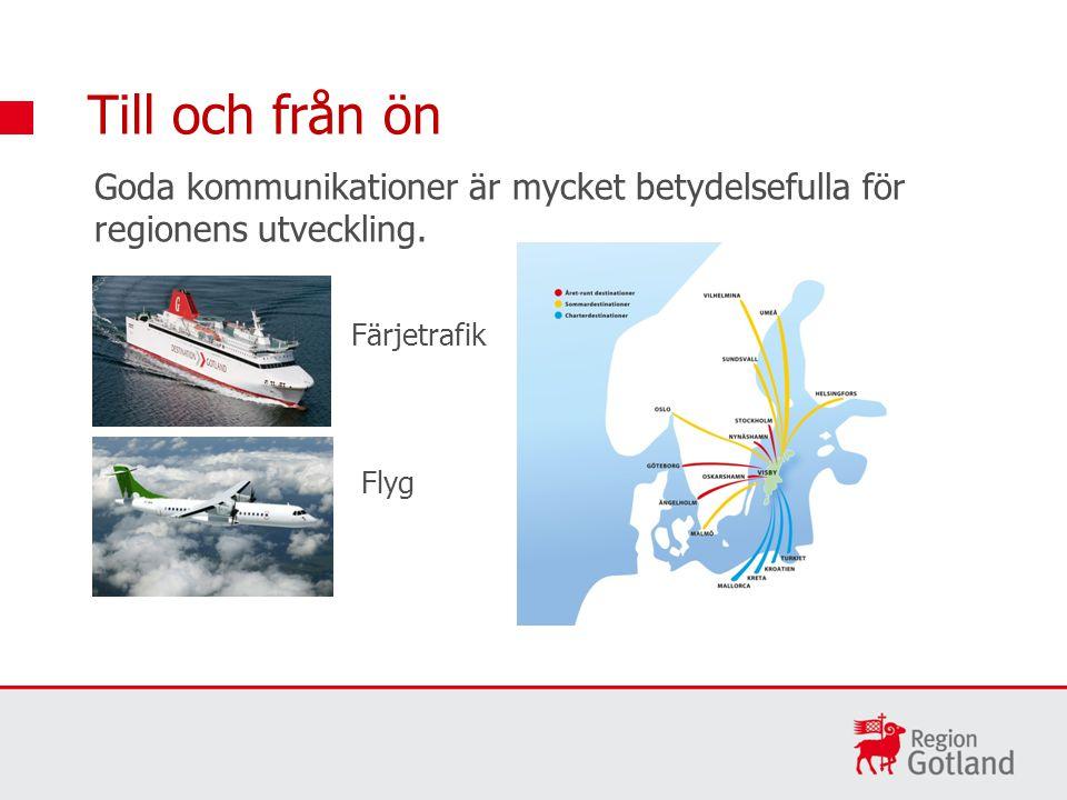 Visby – en levande världsarvsstad...