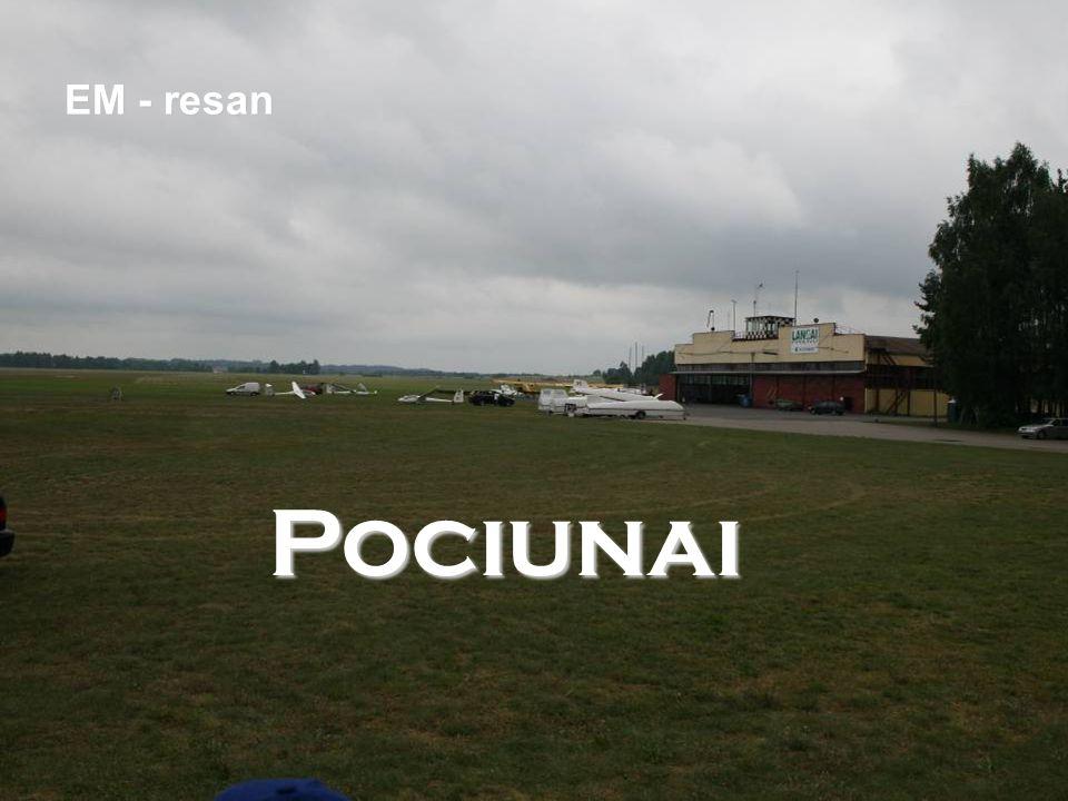 Pociunai