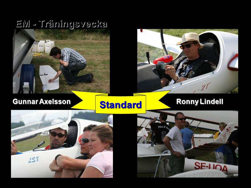 EM - Träningsvecka Standard Ronny Lindell Gunnar Axelsson