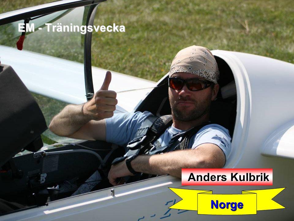 EM - Träningsvecka Norge Anders Kulbrik