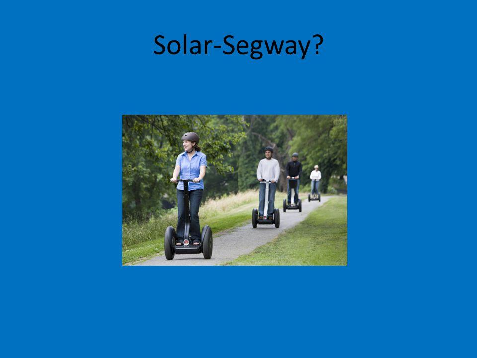 Solar-Segway?