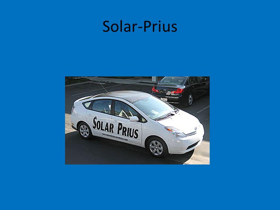 Solar-Prius
