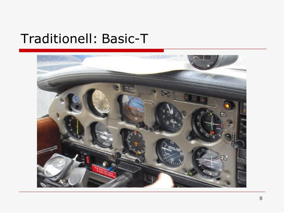 8 Traditionell: Basic-T