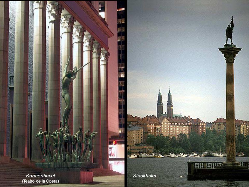 Stockholm, Schloss (Guardia del Rey)