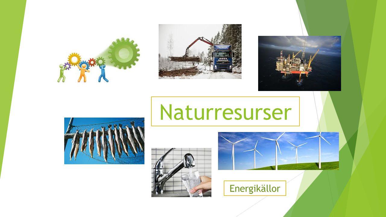 Vindkraft  År 2010 vindkraftverk producerade ca.2.5% av elen i världen.