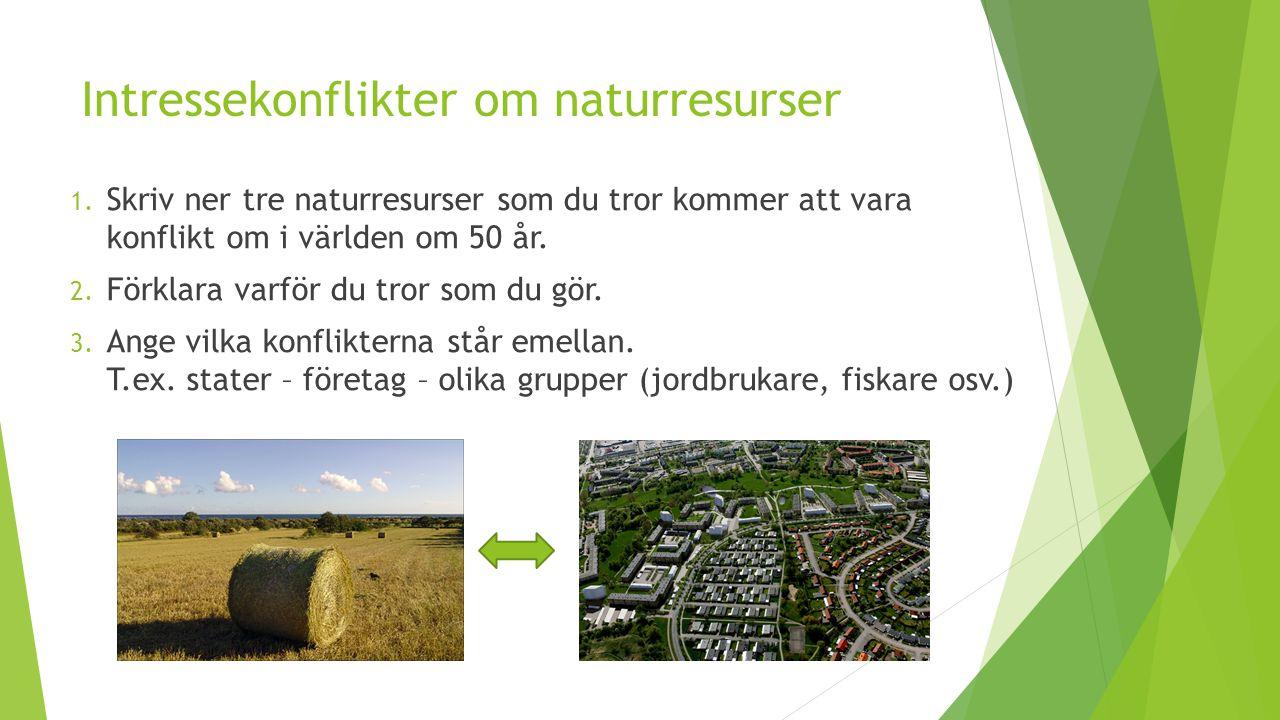 Vad är ekologiskt fotavtryck. Vi utnyttjar naturresurser mer än någonsin tidigare.