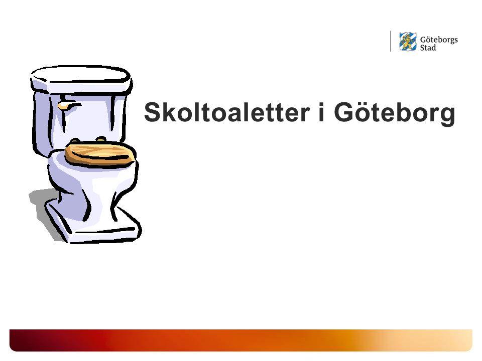 Skoltoaletter i Göteborg