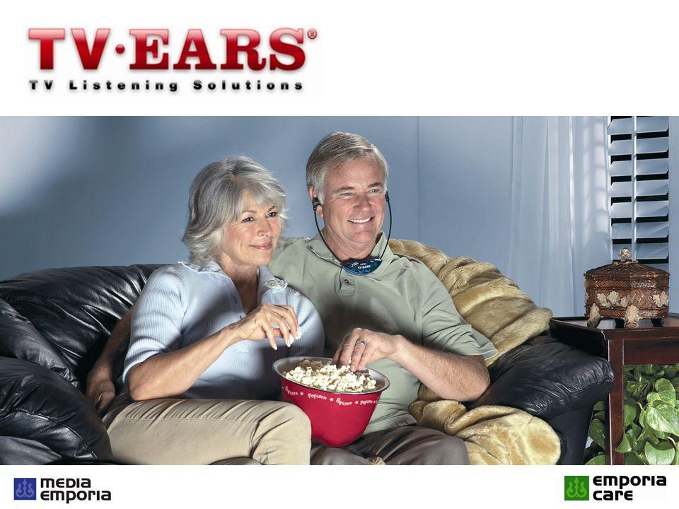 Måste du anstränga dig för att kunna höra TV:n.Eller klagar familjen över den höga TV-volymen.