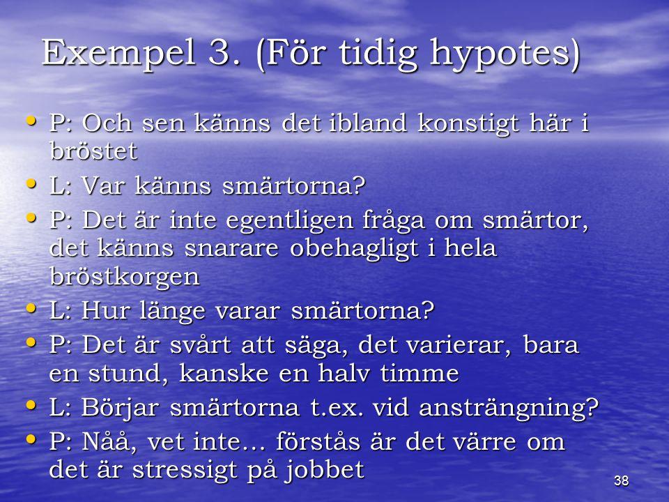 38 Exempel 3.