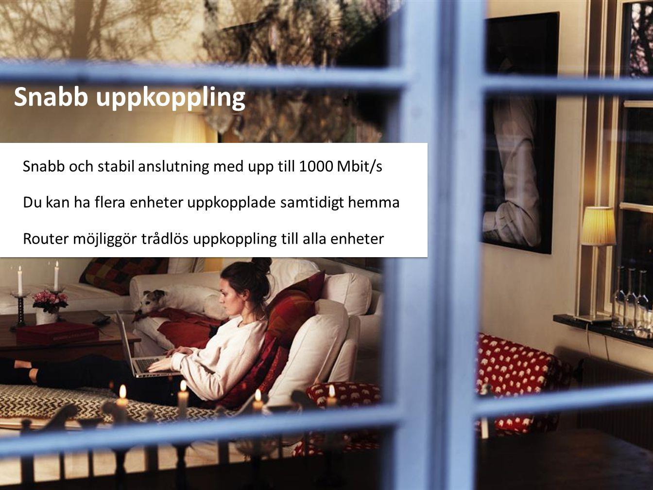Vård och utbildning i ditt hem Ökad säkerhet och funktionalitet för dig med digitalt trygghetslarm Linköpings kommun har valt Utsikt Bredband som leverantör Ökad säkerhet och funktionalitet för dig med digitalt trygghetslarm Linköpings kommun har valt Utsikt Bredband som leverantör