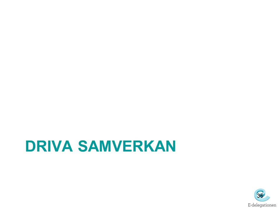 DRIVA SAMVERKAN 35