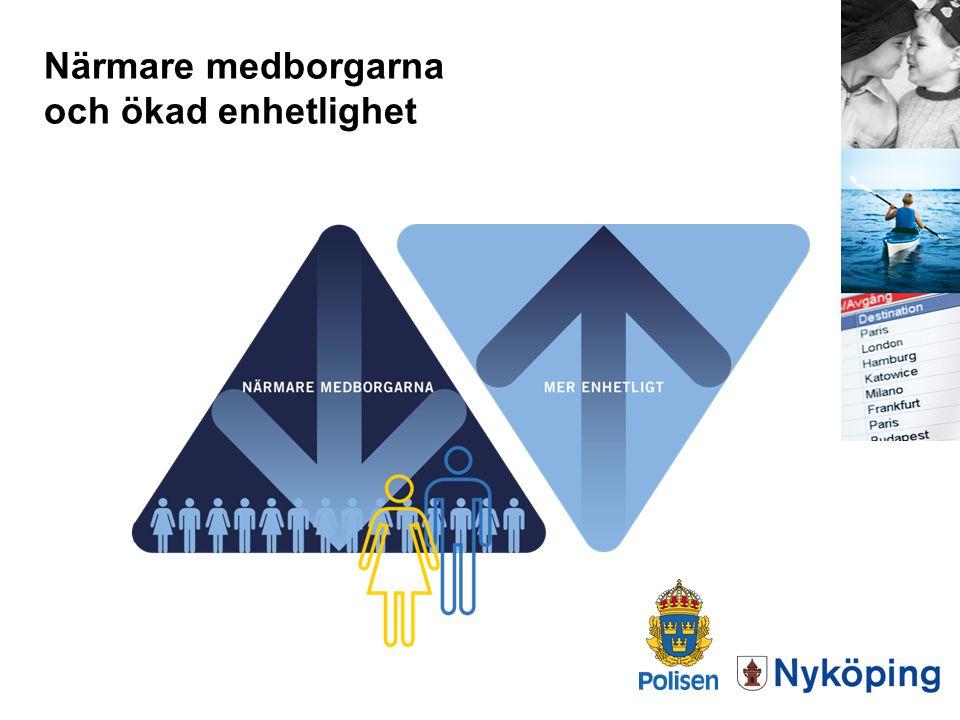 Närmare medborgarna och ökad enhetlighet