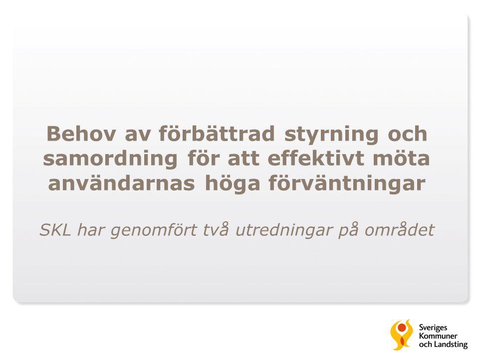 Lennart Jonasson Carin Forest Anders Persson Förutsättningar för digital samverkan Utredning om insatser för att främja digitalisering och digital samverkan