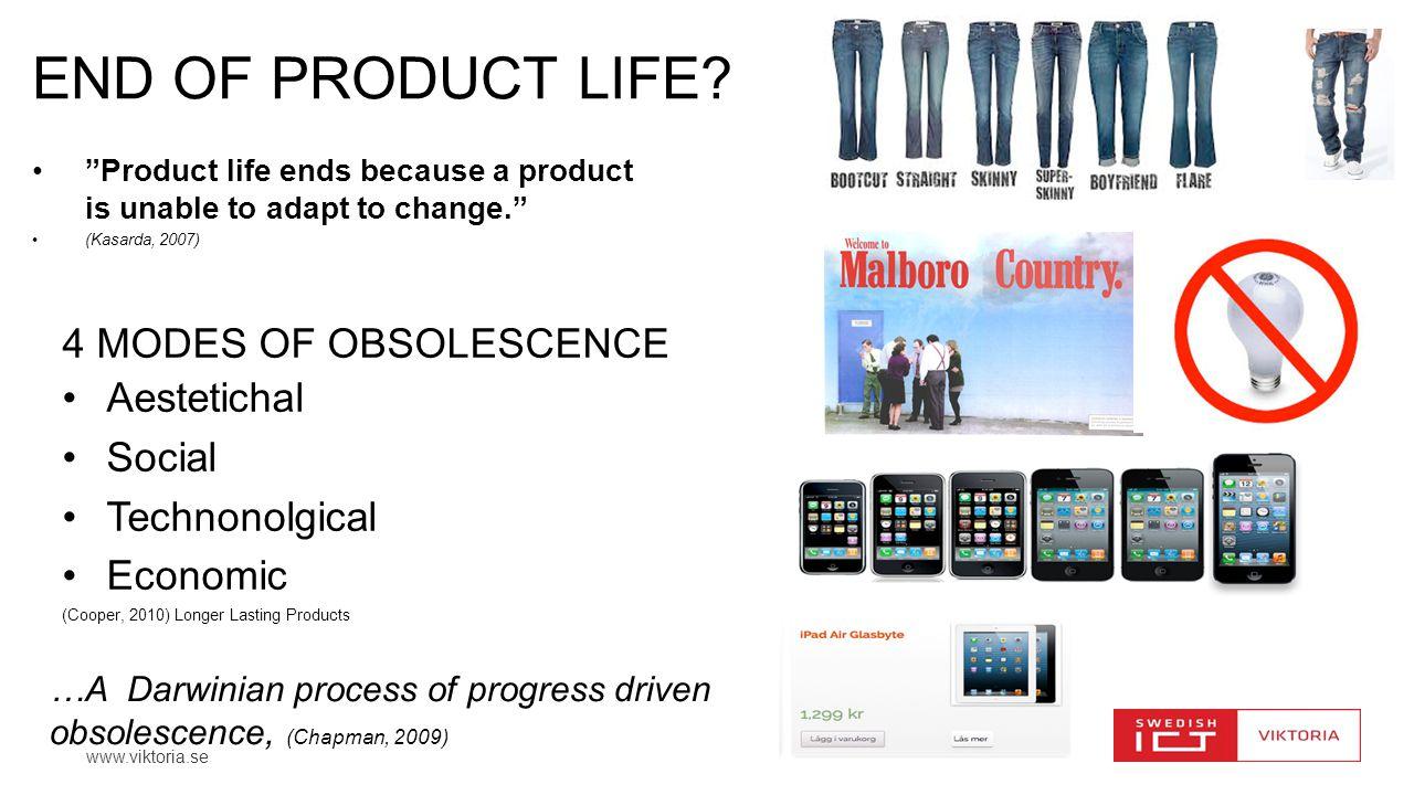 www.viktoria.se END OF PRODUCT LIFE.