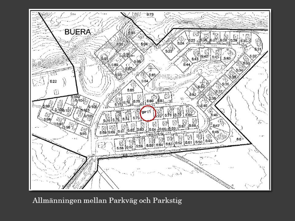 Allmänningen mellan Parkväg och Parkstig C