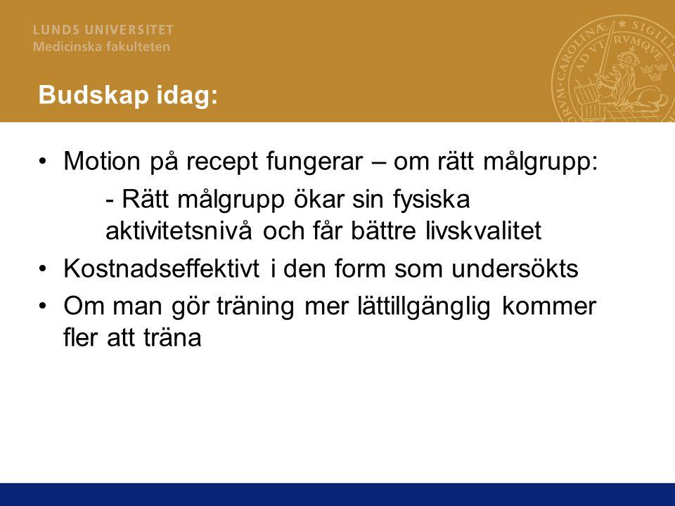 Subventionera deltagandet i FaR-programmet.