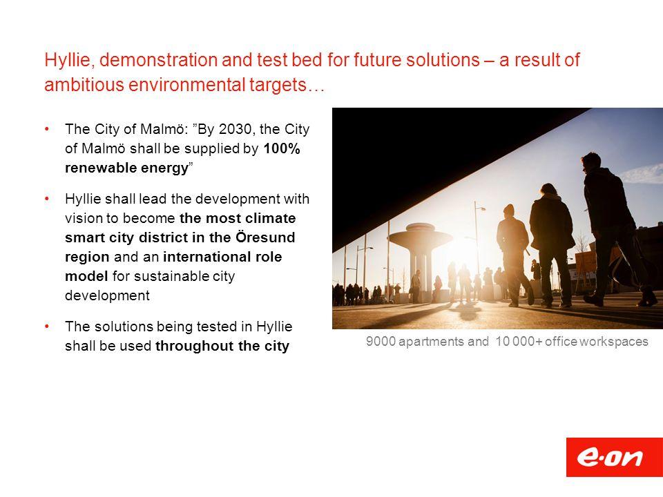 Enabling system optimization Utdrag av systemoptimeringstester från mars, 2015 Minskning av värmeanvändning under 1 timme motsvarande cirka 100 kW Ingen direkt påverkan på inomhuskomfort Resultat medför intressant möjlighet för systemoptimering Byggnad 1Byggnad 2Byggnad 3Byggnad 4 2015-03-03-47%-8%-45% 2015-03-17-8%-51%-12%-20% 2015-03-23-22%-60%7%-39%