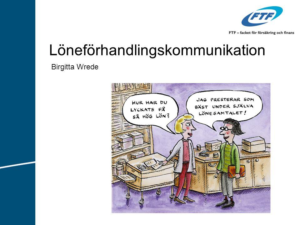 Löneförhandlingskommunikation Birgitta Wrede