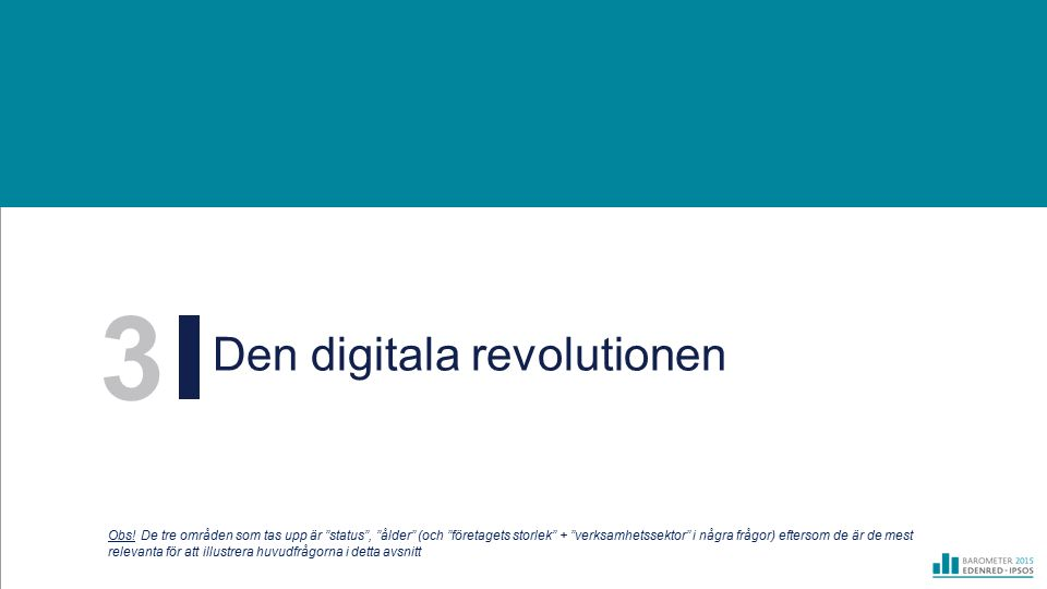 3 Den digitala revolutionen Obs.