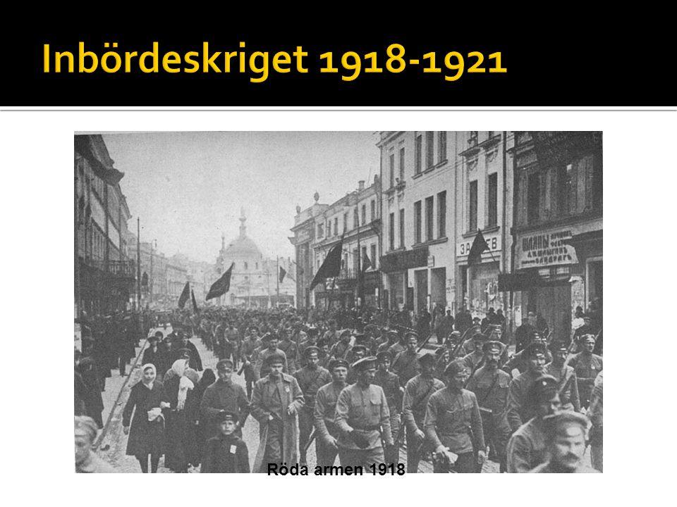 Röda armen 1918