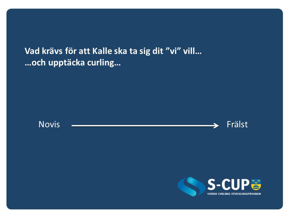 """Vad krävs för att Kalle ska ta sig dit """"vi"""" vill… …och upptäcka curling… FrälstNovis"""