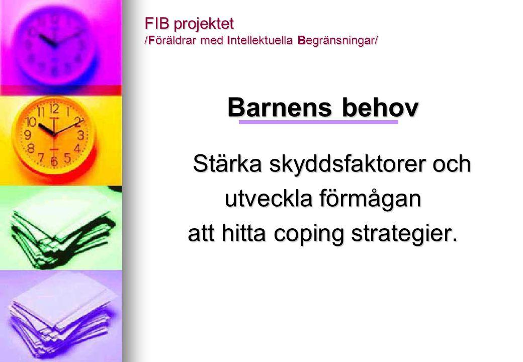 FIB projektet Uppsala kommun 3.