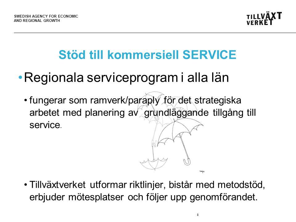 Nyheter Investeringsstöden in i Landsbygdsprogrammet Utredning om service i glesbygd