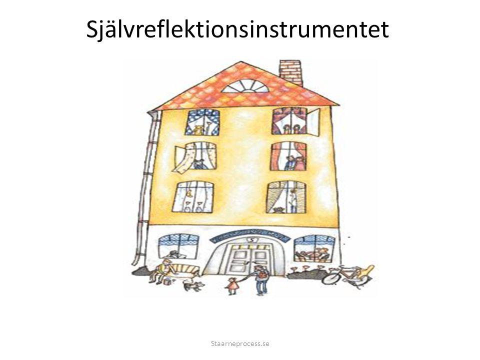Staarneprocess.se Självreflektionsinstrumentet