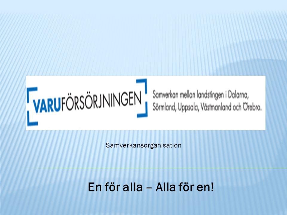 Samverkansorganisation En för alla – Alla för en!