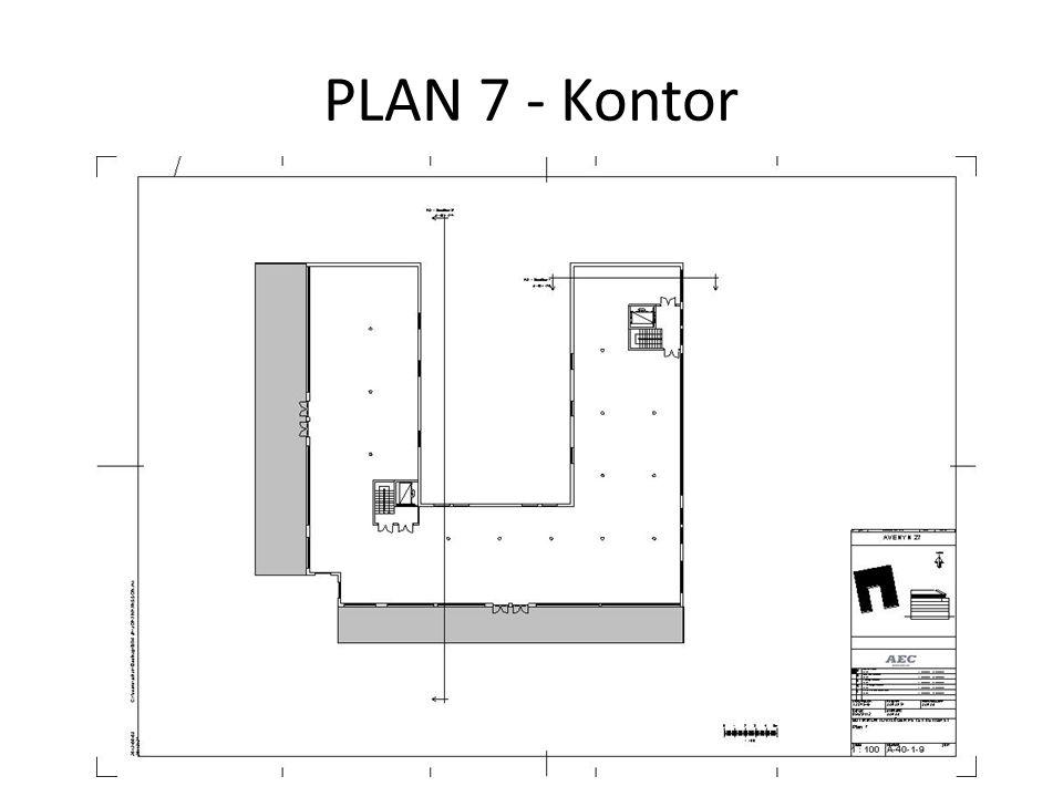 PLAN 7 - Kontor