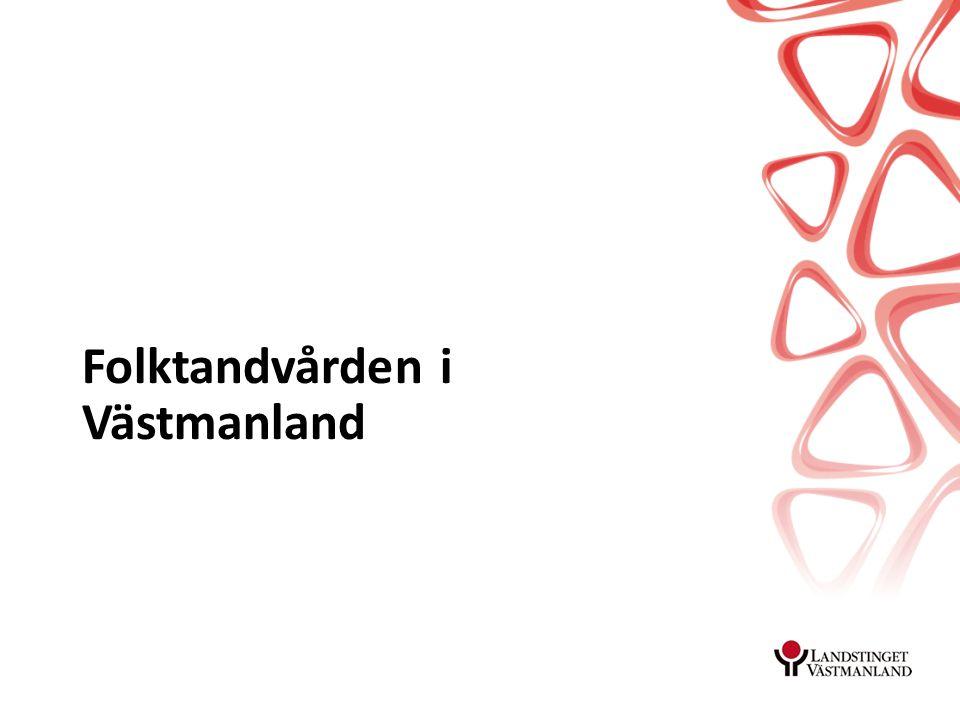 Folktandvården i Västmanland