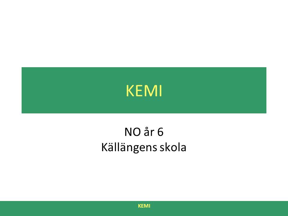 KEMI NO år 6 Källängens skola