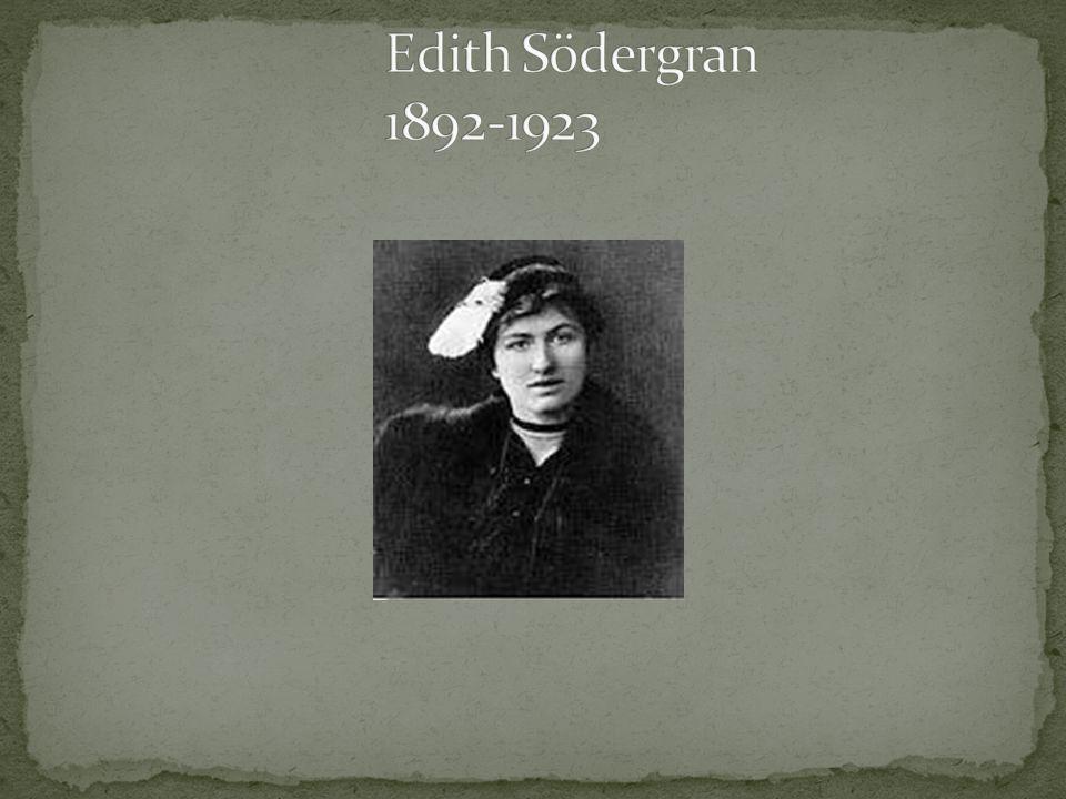 Född i ST Petersburg 1892 Flyttade till den lilla byn Raivola på det Karelska näset.