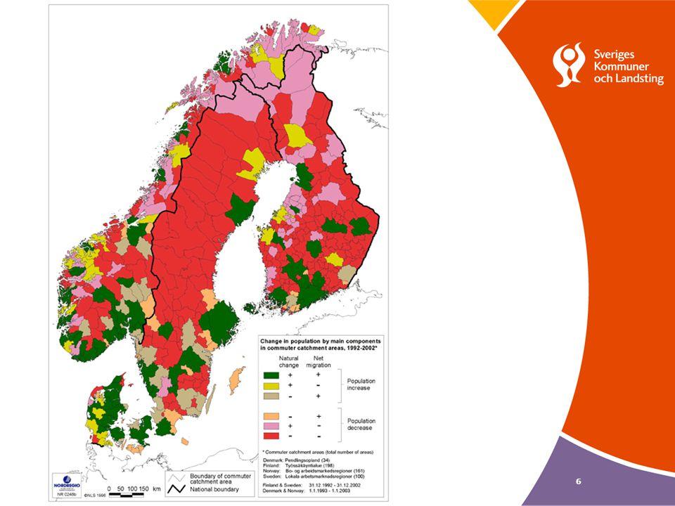 Svenska Kommunförbundet och Landstingsförbundet i samverkan 6