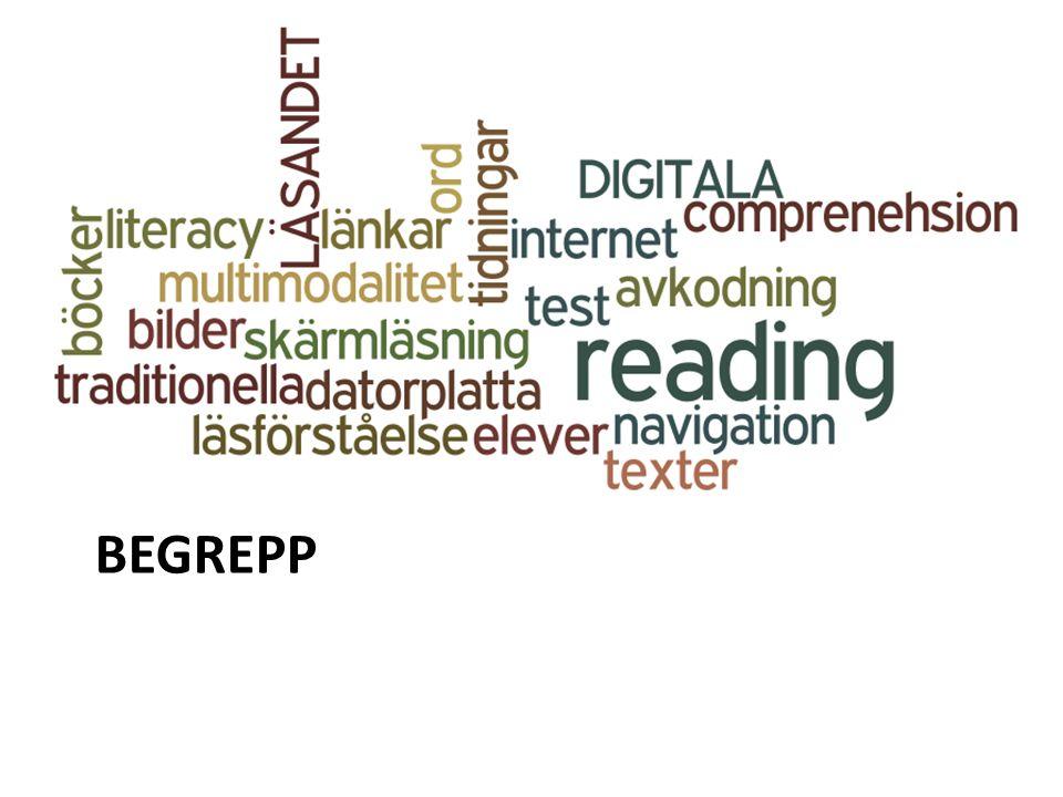 Informationskompetens Identifiera genre Förstå informations- arkitekturen Källkritik
