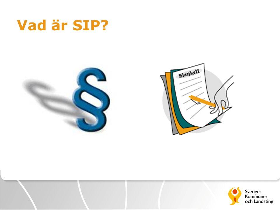 Vad är SIP?