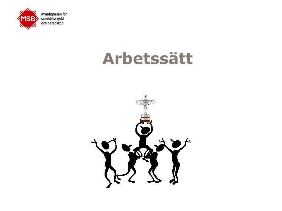 Etablera gemensamma former Inriktnings- och samordningsfunktion StödKontakt