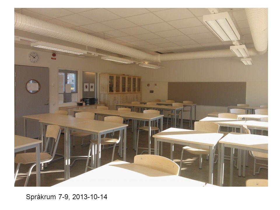 Uppehållsrum, 2013-10-14