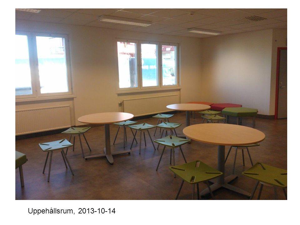 Bildsal brännugn-dragskåp, 2014-02-03