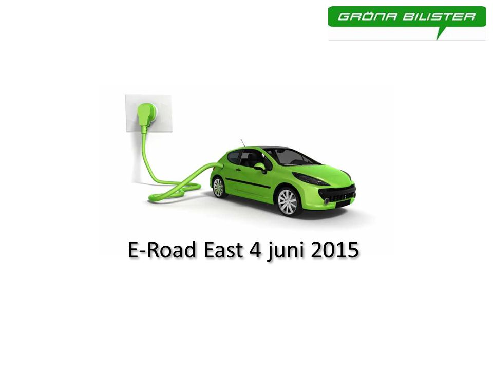 E-Road East 4 juni 2015