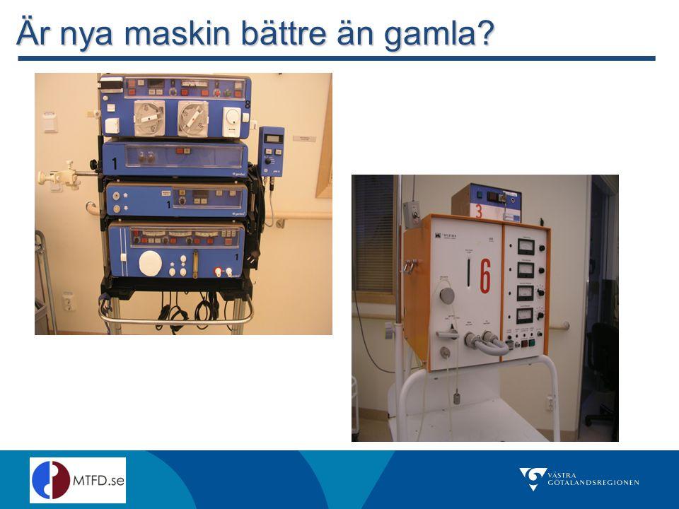 Vattenrenare (RO) Dialys- maskin Ingångsvatten Vatten för tillredning Hemodialysvätska Hemofiltrationsvätska (HDF) 2x 12x 3x 12x Rekommendationer MTFD