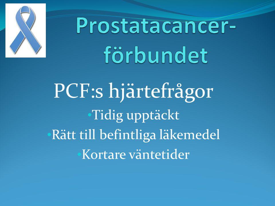PSA 7,6 Gleason 3+3=6 7 mm av 142 mm (under 8) Aktiv monitorering PSA under 10 Gleason 3+3 Cancer mindr än 8 mm