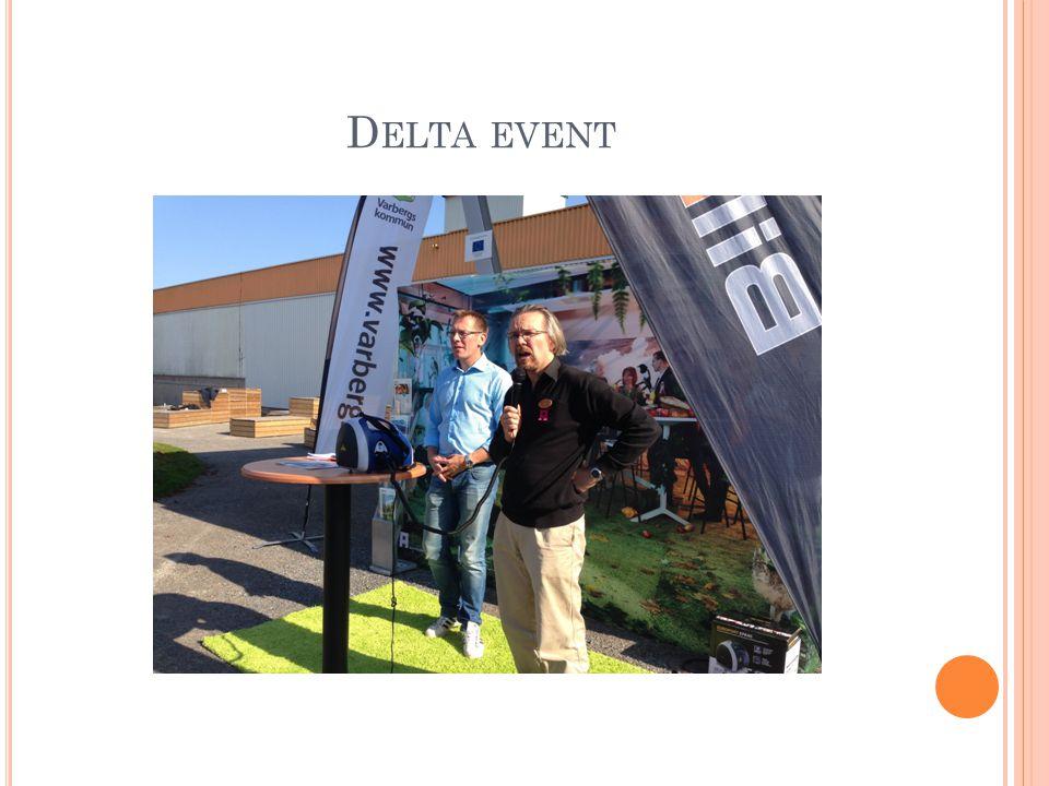 D ELTA EVENT