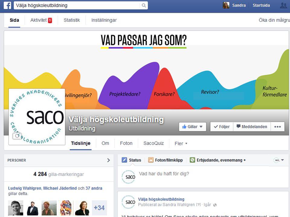 www.facebook.com/valjahogskoleutbildning