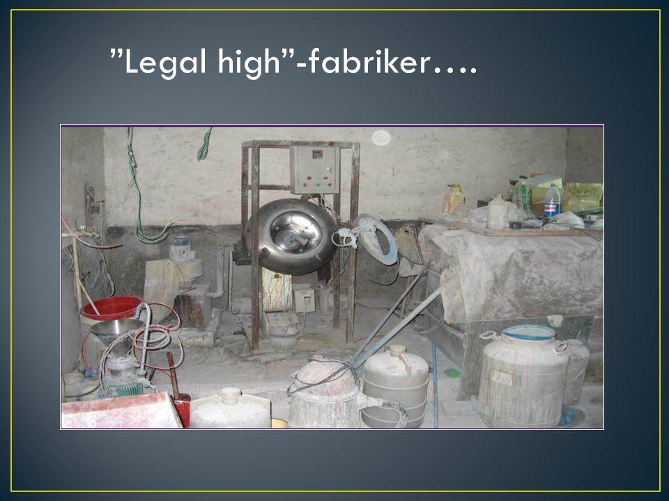 """""""Legal high""""-fabriker…."""
