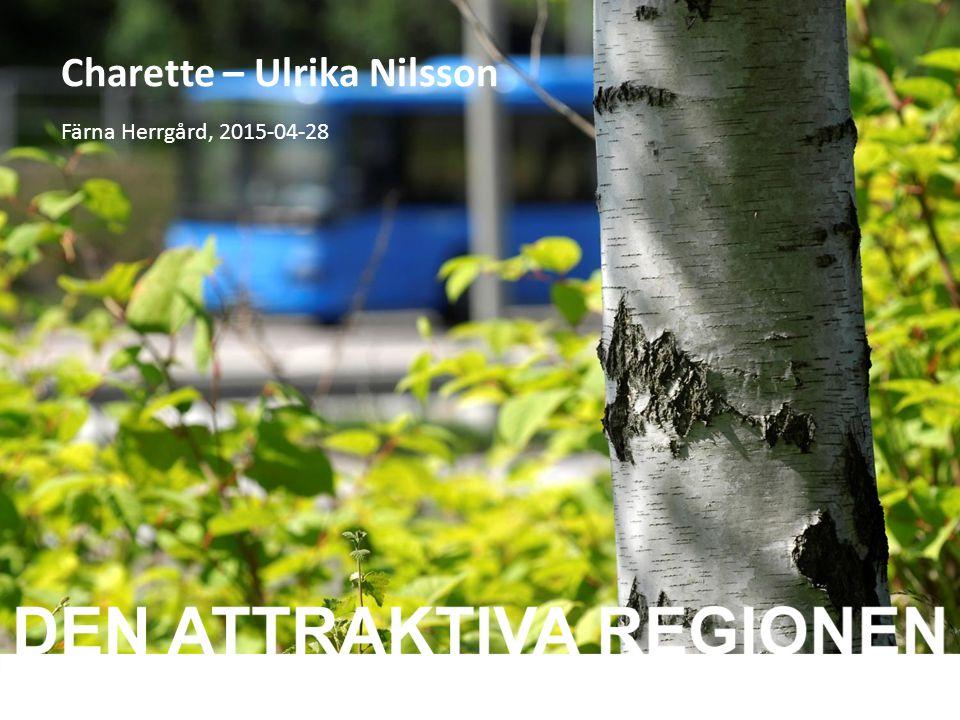 Charette – Ulrika Nilsson Färna Herrgård, 2015-04-28