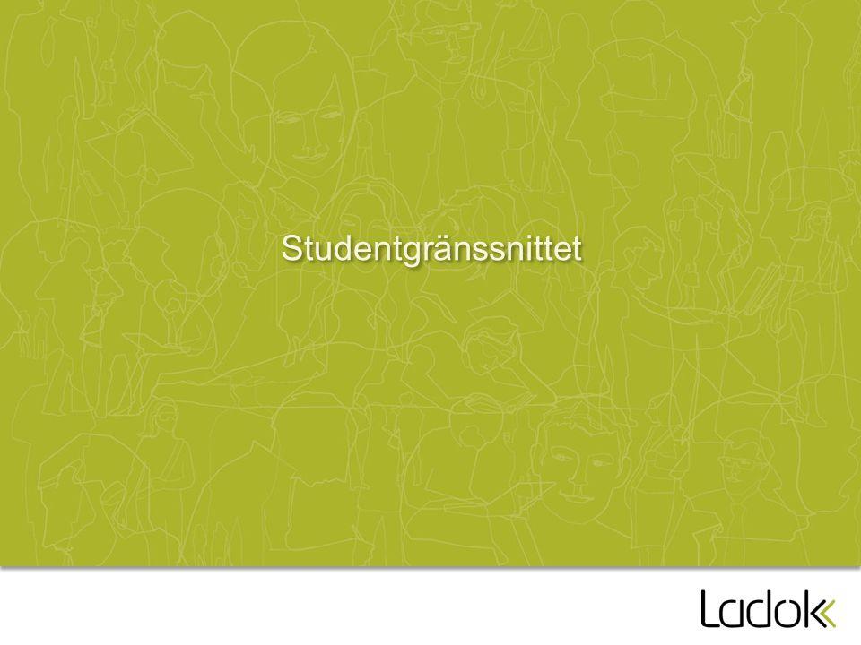 Studentgränssnittet