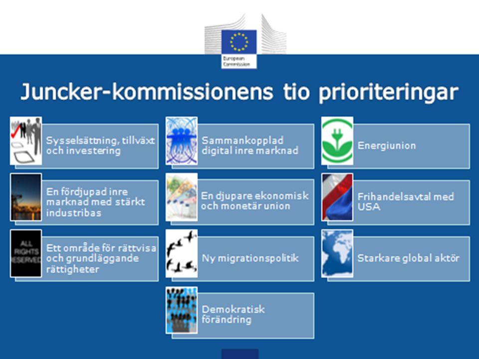 Kommissionens arbetsprogram 2015 6